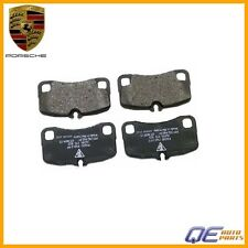Rear Porsche 911 Boxster 2007 Disc Brake Pad Genuine Porsche 99735294701