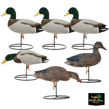 TANGLEFREE PRO SERIES FULL BODY DECOYS PREMIUM MALLARD COMBO PACK FLOCKED HEADS