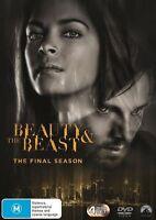 Beauty And The Beast : Season 4 DVD : NEW