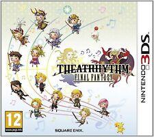 Theatrhythm: Final Fantasy (Nintendo 3DS) BRAND NEW SEALED ENGLISH