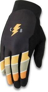 Dakine Thrillium Cycling Bike Gloves, Women's Medium, Team Casey Brown New 2020