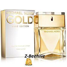 Michael Kors Gold Luxe Edition Eau de Parfum Spray 3.4 oz SEALED in Box Perfume