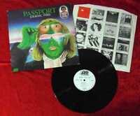 LP Passport: Looking Thru (Atlantic ATL 50 024) D 1973 Promo