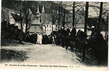 CPA Couvent de la Grande Chartreuse - Expulsion des Peres Chartreux (210262)