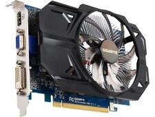 GIGABYTE Radeon R7 240 DirectX 11.1 GV-R724OC-2GI REV2.0 2GB 128-Bit DDR3 PCI Ex