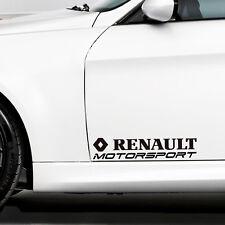 renault mit logo karosserie aufkleber embleme zum auto. Black Bedroom Furniture Sets. Home Design Ideas