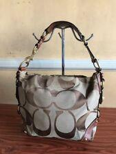 COACH Brand Carly Signature Bag