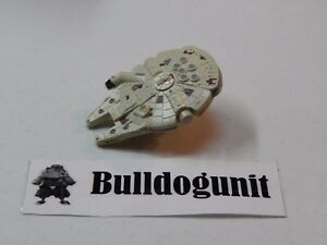 Star Wars Millennium Falcon Ship Part Only Taco Bell Toy 1997