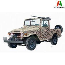 ITALERI 6352 armati PICK-UP 1/24 SCALA KIT MODELLINO IN PLASTICA