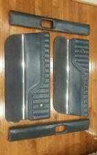 limited cj7 slate blue interior rare jeep