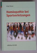 Homöopathie bei Sportverletzungen - Emlyn Thomas
