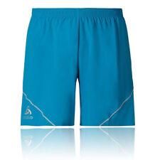 Pantalones y pantalones cortos de acampada de hombre en color principal azul