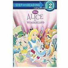 Alice In Wonderland (disney Alice In Wonderland) (step Into Reading): By Pame...
