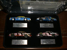 Dale Earnhardt Milestones in Racing 1:64 Chevy 4 Car Assortment Action 2001 Rare