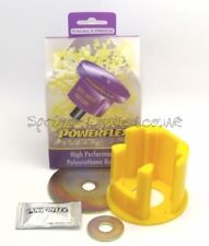 Powerflex inferior motor montaje Insert (Grande) Para VW Golf Mk5 1K 03-09 PFF85-704