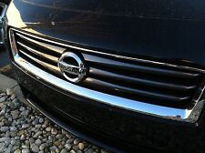 NEW OEM 2009-2014 NISSAN MAXIMA OEM FACTORY BLACK GRILLE - COMES WITH EMBLEM