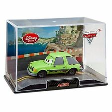 Disney Store Cars 2 Die Cast Collector Case Acer 1:43 Scale NEW