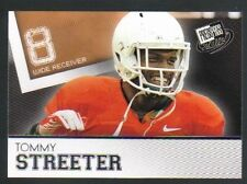 Tommy Streeter 2012 Press Silver Letters