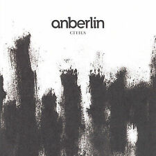 Cities by Anberlin (CD, Feb-2007 Tooth & Nail) Aaron Sprinkle produced CCM rock