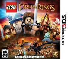 LEGO The Lord of the Rings - Nintendo 3DS Game