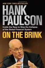 On The Brink-Hank Paulson, 9780755360567