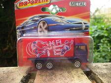 MAJORETTE Camion RENAULT SKATE échelle 1/100 de 1997 Neuf en boite blister