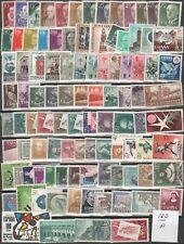 ESPAÑA Lote 100 sellos nuevos distintos A  (según foto)
