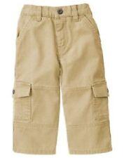 ~NWT 12-18  infant BOYS gymboree SNOWBOARDING CHAMPS Khaki PANTS slacks~