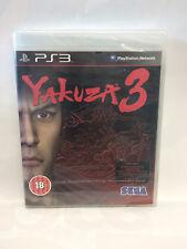 YAKUZA 3 - PS3 - PLAYSTATION 3