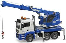 Bruder 03770 - MAN TGS Camion Cantiere con Gru
