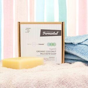 Organic NaKid Kefir Soap