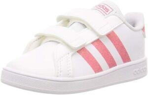 Adidas Bambina EG3815 White Sneaker Estate