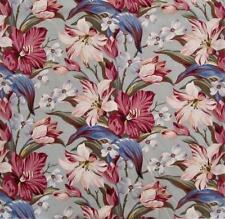 Kona Hibiscus Floral Fabric Alexander Henry Fabrics 1995 Cotton 2.5+ yd