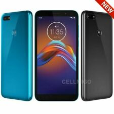 "Motorola Moto E6 Play (32Gb, 2Gb) 5.5"" Dual Sim Gsm Unlocked, Us + Global 4G Lte"
