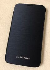 Samsung Galaxy Note II 2 MAG0015A Magnetic Power Smartphone Cover Navy Blue
