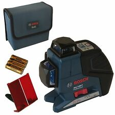 Bosch GLL 3-80P 0601063305 Laser croix 3 lignes = DW082 DW088 SK104Z DW89