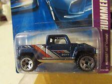 Hot Wheels Hummer H3T Concept Hummer Blue
