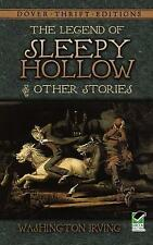 NEW The Legend of Sleepy Hollow and Other Stories (Dover Thrift Editions)