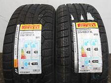 2 Winterreifen Pirelli Sottozero Serie II 215/45R17 91H