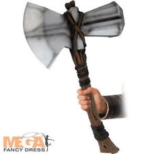 Thor Stormbreaker Hammer Kids Fancy Dress Avengers Superhero Costume Accessory