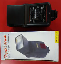 TUMAX DSL880AFZ Flash for Nikon D40 D60 D3000 series and D5000 series