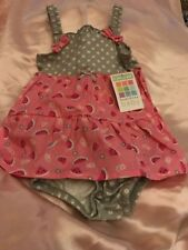 HEALTHTEX BABY 3 - 6 MONTH GIRLS ADORABLE 2 PIECE ADORABLE SWEET