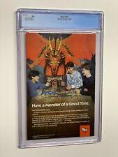 Thor 412 CGC 9.4 WP 1989 Marvel