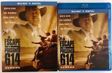 THE ESCAPE OF PRISONER 614 BLU-RAY SLIPCOVER SLEEVE FREE WORLD WIDE SHIPPING