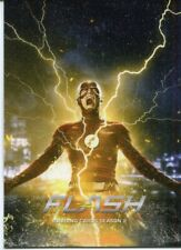 The Flash Season 2 Promo Card P1