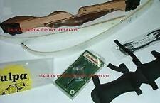 "ARCO FULPA BORSA ZAINO 26 / 28 LBS 68""-64"" con frecce FLYTEC LEGNO LB"