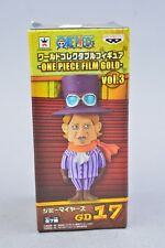 Banpresto One Piece World Collectible WCF Film Gold Jimmy Myers Vol 3 GD17