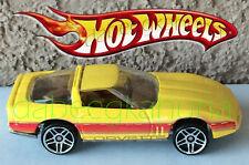 Hot Wheels - 1980 Corvette - Die-Cast - Scale 1:64 - Mattel Inc 1982