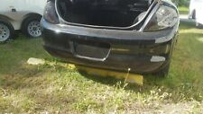 2001 DODGE PLYMOUTH NEON REAR BUMPER COVER OEM BLACK 2000-2002