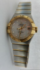 Omega Constellation Ladies 27mm Automatic Co-Axial Ladies Watch O12320272055003